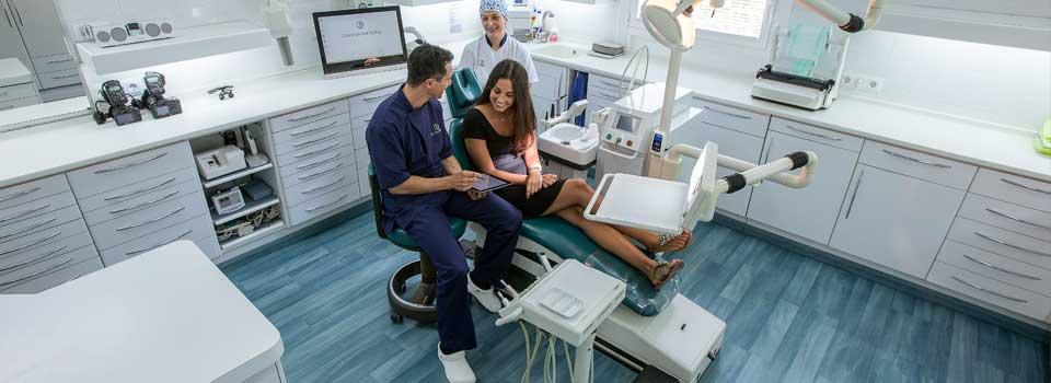Els pacients de Clínica Dental Padrós a Barcelona poden estar segurs que rebran una gran experiència clínica
