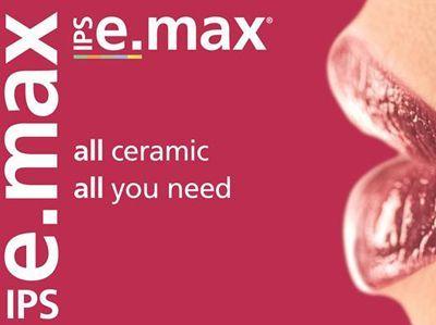 Carilles de porcellana Emax, proveïdors de Clinica Dental Padrós