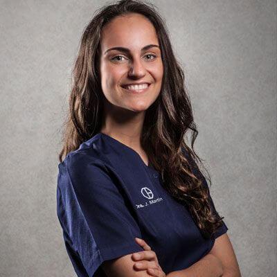 Dra. Jennifer Martín. Clínica Dental Padrós Paral·lel, el teu dentista a Barcelona