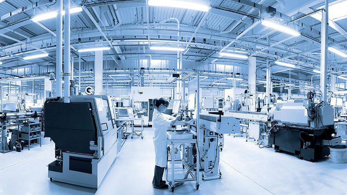 Instal·lacions i laboratoris de l'empresa Anthogyr. Realitzen la fabricació dels implants dentals que utilitzem a la clínica dental Padrós a Barcelona